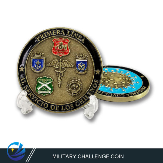 Customized Soft Enamel Metal Engraved British Coins with Free Design