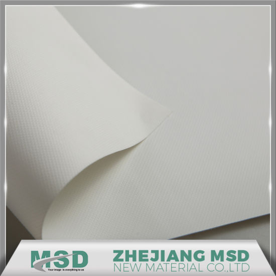 650GSM 100% Block out PVC Fabric for Event Tent