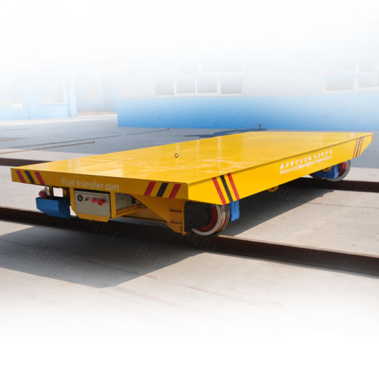 Heavy Industry Using Electric Handling Trailer pictures & photos