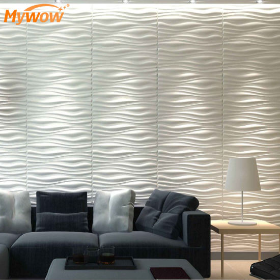 Mywow Wall Decoration Exterior Panel De Pared 3D