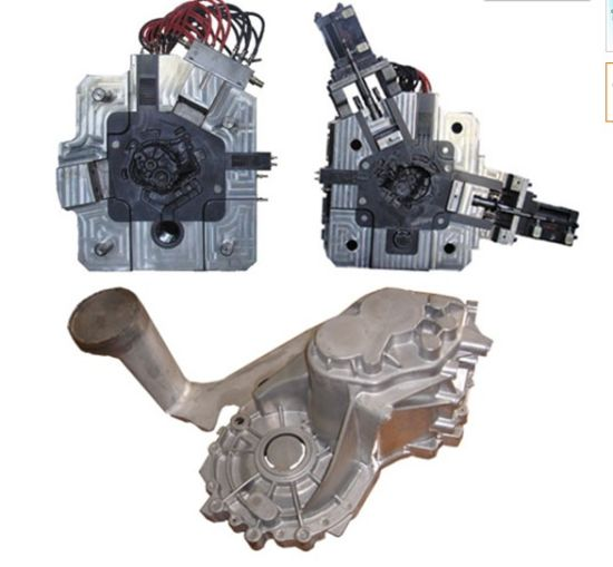 Die Cast Metal Mold for Engine Cover
