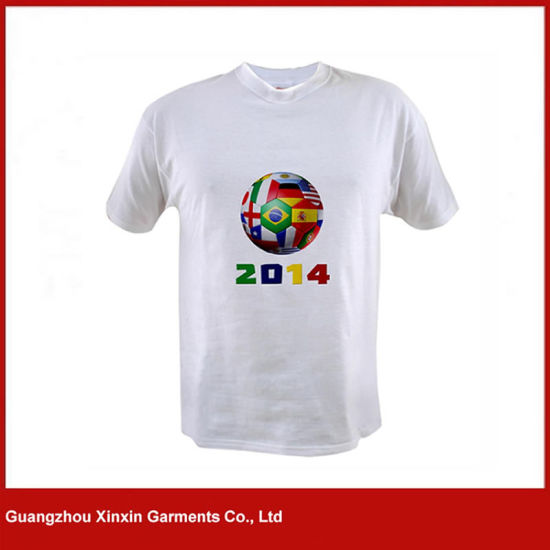 30a5a738119 China Bulk Wholesale White 2 Dollar World Cup T Shirts (R136 ...