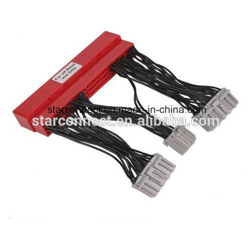 China Automobile OBD2b to OBD1 ECU Jumper Conversion Wire Harness