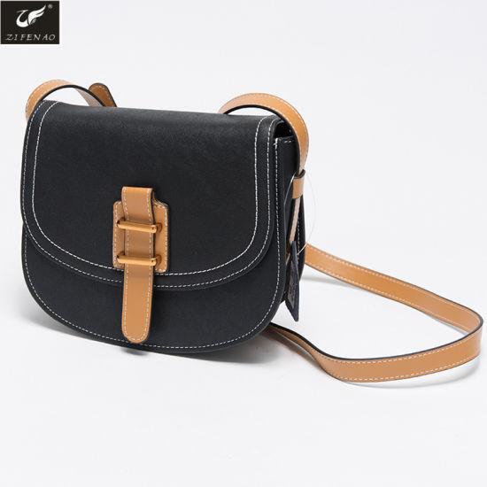 741787bff4f 2018 Latest Trendy Ladies Genuine Leather Handbag Cross Body Shoulder Bag.  Get Latest Price