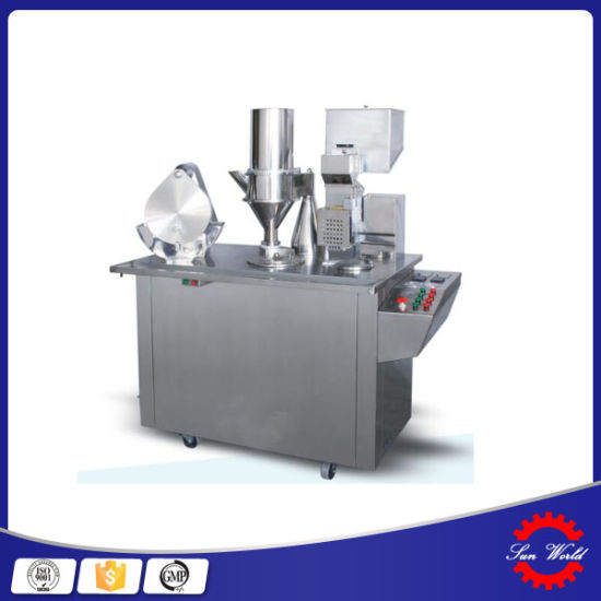 Semi-Automatic Capsule Filling Machine (CGN-208) pictures & photos