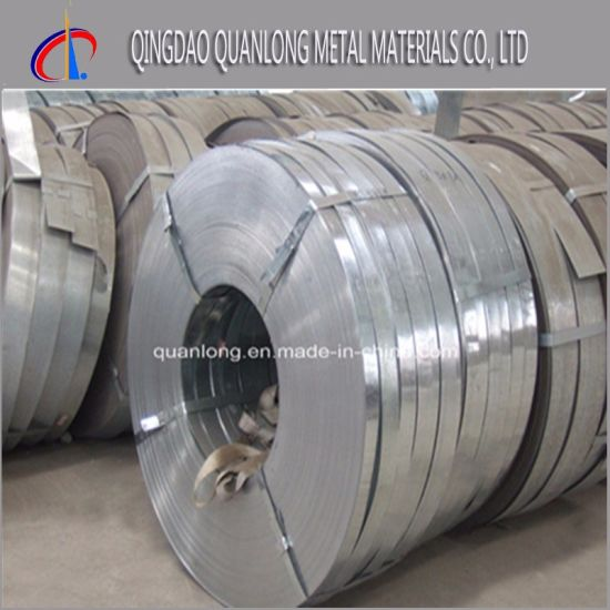 SPHC Cold Rolled Hot Dipped Galvanized Steel Strips pictures & photos