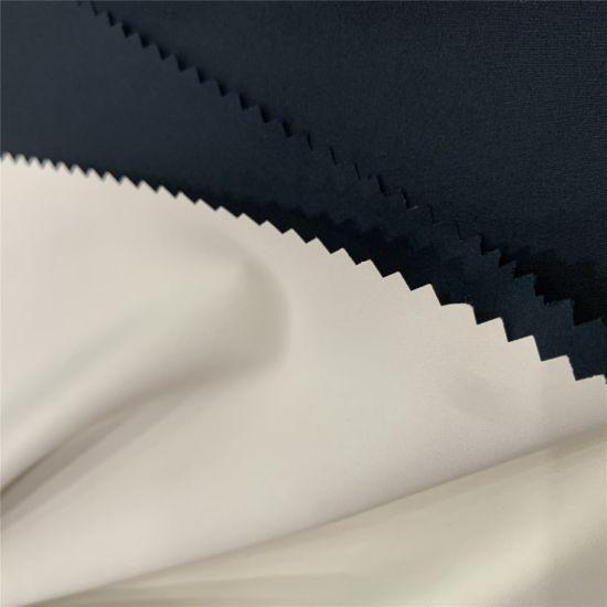 Silk Satin Lining Polyester Nylon Digital Printed Taffeta Stretch Fabric for Uniform Recycled Garment