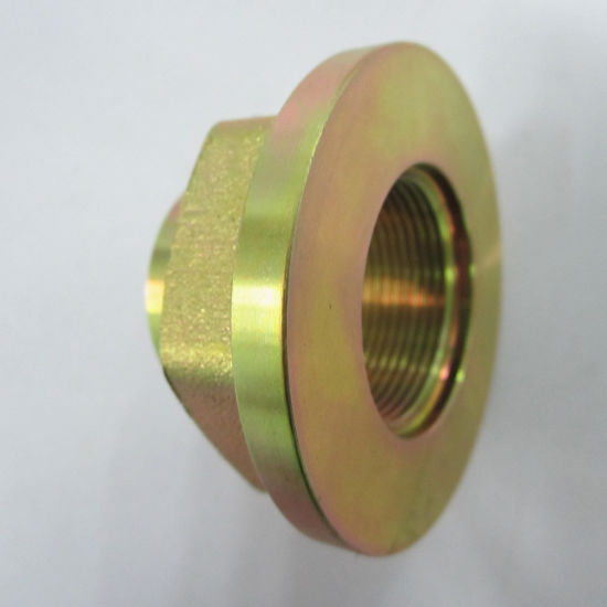 High Precesion Hexagon Nuts CNC Machining Parts Turning Parts pictures & photos