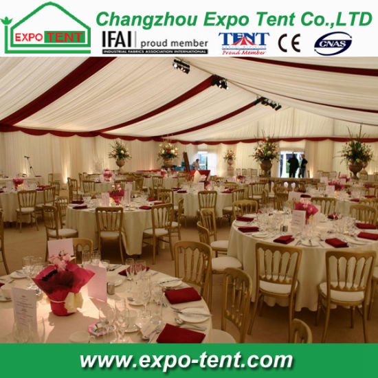 Outdoor Party Tent for Christmas Festival pictures & photos