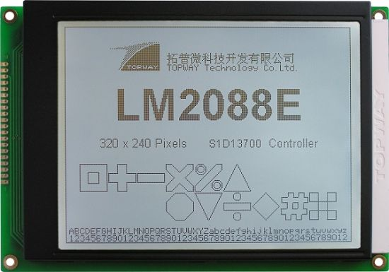 320X240 Graphic Cog Type Display LCD Module pictures & photos