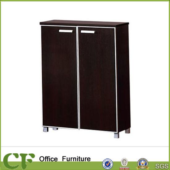China Boss Office Furniture Adjustable Feet Double Door Filing