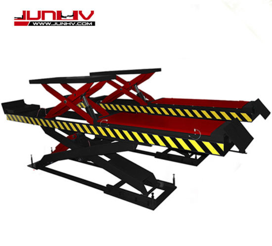 Customizable Voltage 4000kg Scissor Lift for Car Workshop
