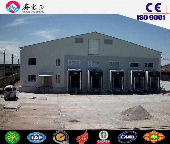 Steel Structure Food Storage Cold Storage Warehouse (SS-332)