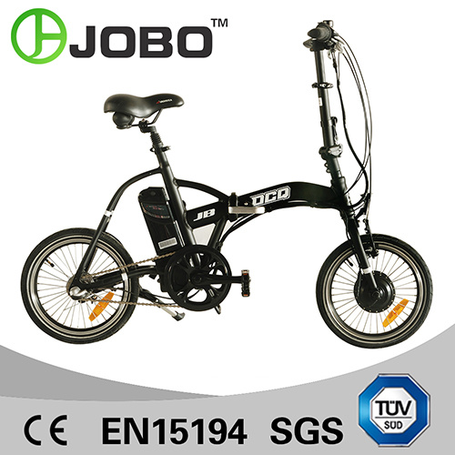Electrical Mini Pocket Folding Electric Bicycle (JB-TDR02Z) pictures & photos