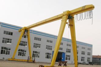 Steel Structure Overhead Crane Workshop (szm898)