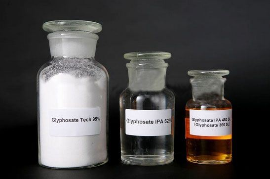 Agrochemicals Weed Killer Glyphosate IPA salt/ ammonium salt 360g/l SL 48% SL pictures & photos