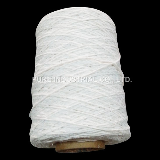 Friction Spun Polypropylene Filter Yarn for PP String Wound Filter Cartridge pictures & photos