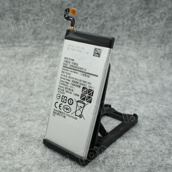 100% Original NFC Factory Battery Supplier Replacement for Samsung S6