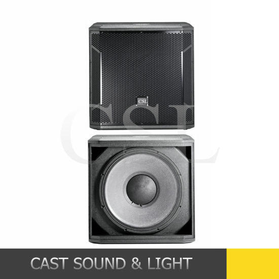 Professional Stx800 Series Stage Loud Audio Speaker pictures & photos