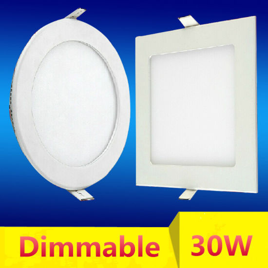 Hot 7W Promotional LED Panel Light pictures & photos