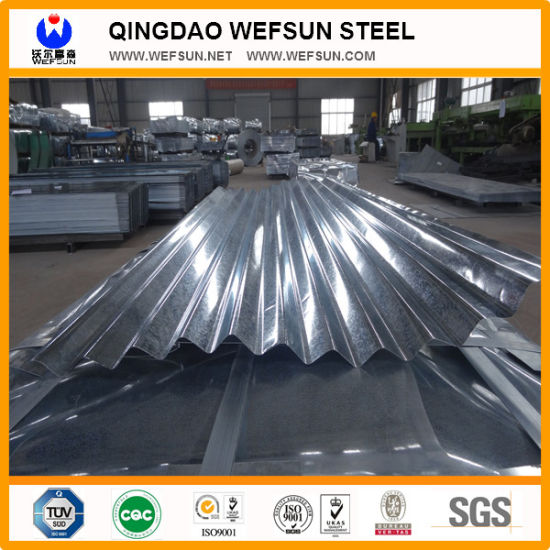 Az150 Roofing Sheet for Steel Structural pictures & photos