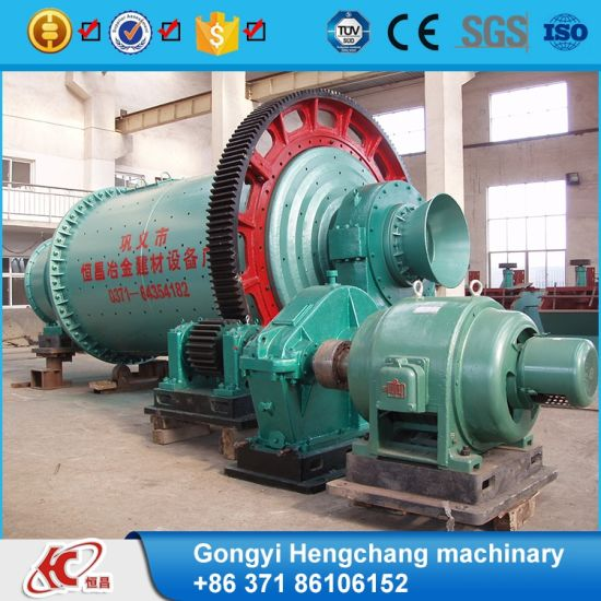 China Manufacture Ball Mill Small Ball Mill Prices Ball Grinding Mill pictures & photos