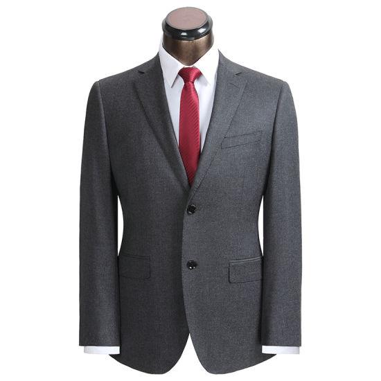 Guangzhou Factory Price Man Suit Wedding, Man Business Suit