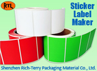 Label Maker Custom Printing Label Roll 4X6 Direct Thermal Shipping Packing Labels for Zebra Printer