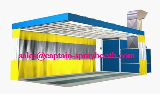 Industrial Preparation Stations for The Spray Booth pictures & photos