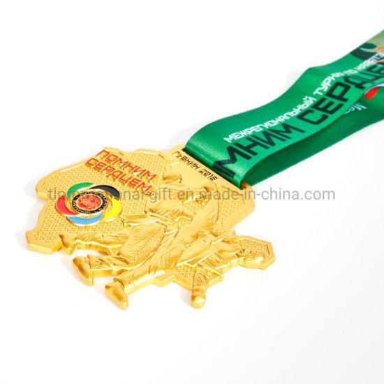 Competition Metal Custom 3D Running Award Medal