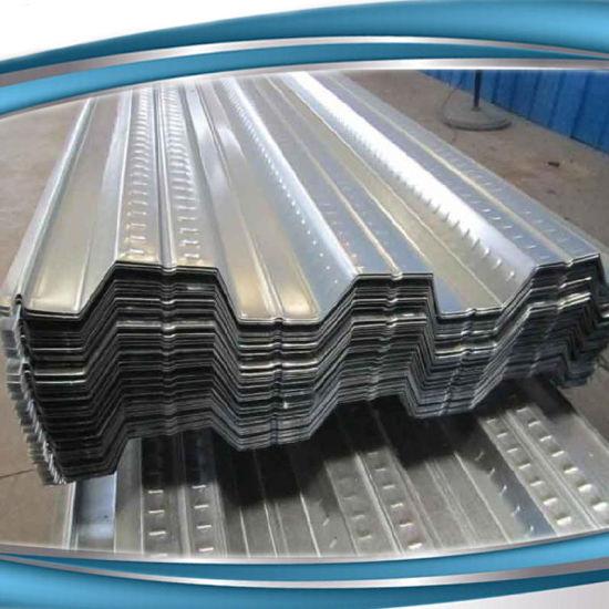 Sheet Steel Galvanized Steel Flooring Plate