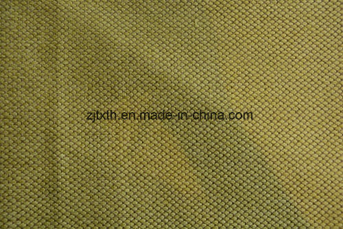 Morocan Upholstery Fabric of Linen Fabric pictures & photos