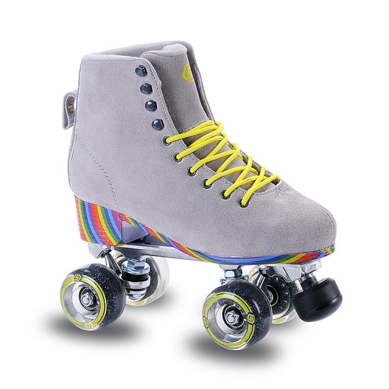 suede skate