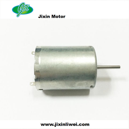 R370 DC Motor for Household Appliances Brush Mini Motor pictures & photos