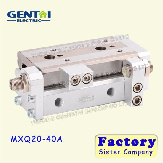 Good Quanlity SMC Mxq Air Compressed Slide Table Cylinder