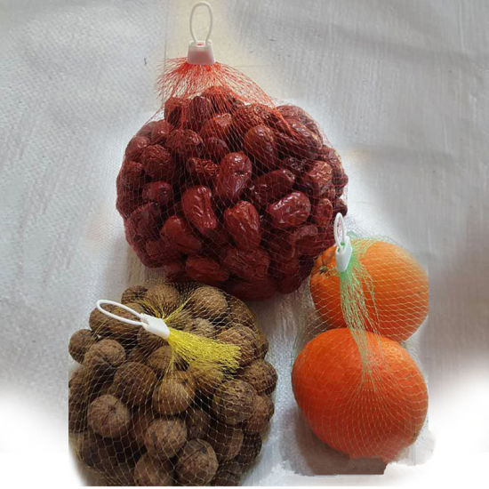 Mesh Bag for Package Fruits and Nuts