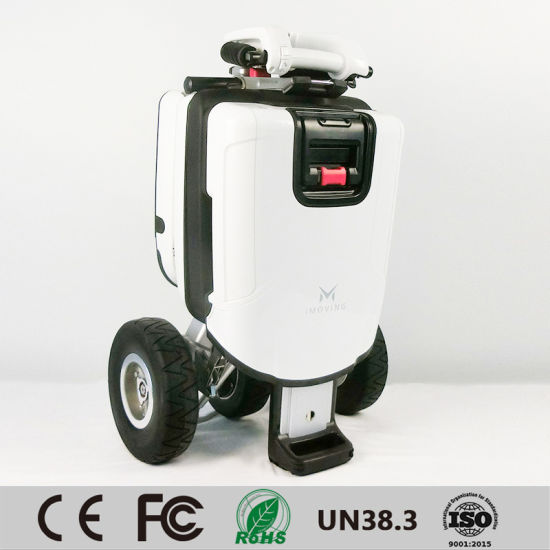 Wholesale Factory Foldable 3 Wheels Electric Mobility Scooter, Electric E-Bike with FCC Approved