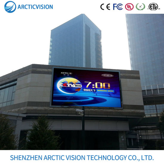 Outdoor Full Color Big LED Billboard for Advertising