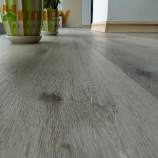 China Premium Non Slip Click Luxury Pvc Flooringvinyl Floor Tile