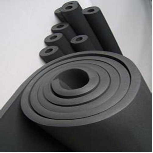 Rubber Foam Insulated Tube for Air Conditioner