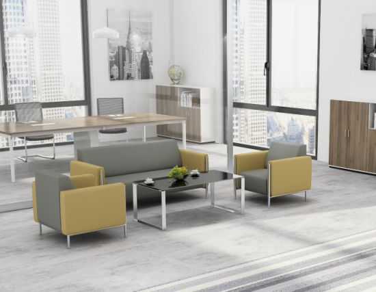 Modern Furniture Corduroy Fabric Sectional Sofa