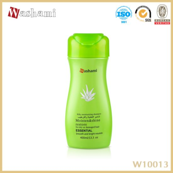 Washami Best Sellers 2018 Private Label Aloe Vera Hair Shampoo for Dry or Damaged Hair Care