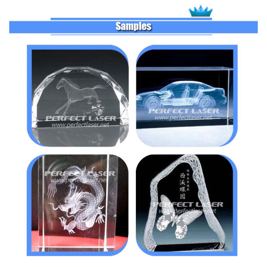 3D Crystal Laser Engraving Machine/3D Photos Machine Laser pictures & photos