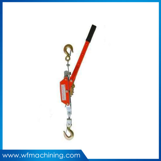 Multi-Function Double Hook Tightener Wire Rope Tensioner Manual Tightener Electrician Pull Cable Tensioner Vessel Chain Tensioner