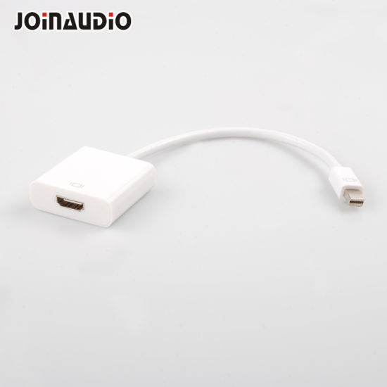 Mini Displayport Male to High Definition Multimedia Interface Male 4K Cable (9.5306/9.5307)