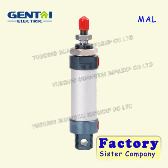 Good Quanlity Mini Hydraulic Mal Pneumatic Piston Cylinder