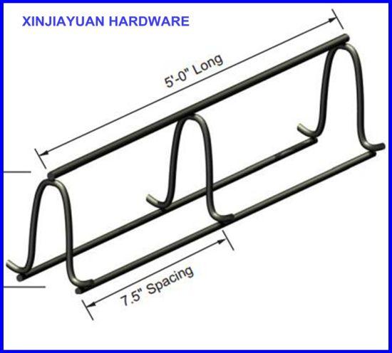 CHCU Continuous High Chair Upper Metal Bar Support