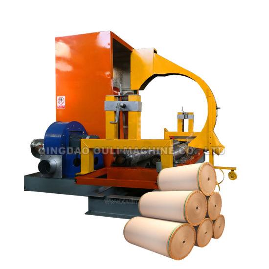 2020 Paper Recycling Industry Kraft Paper Roll Cutting Machine, Paper Rolls Repair Machine