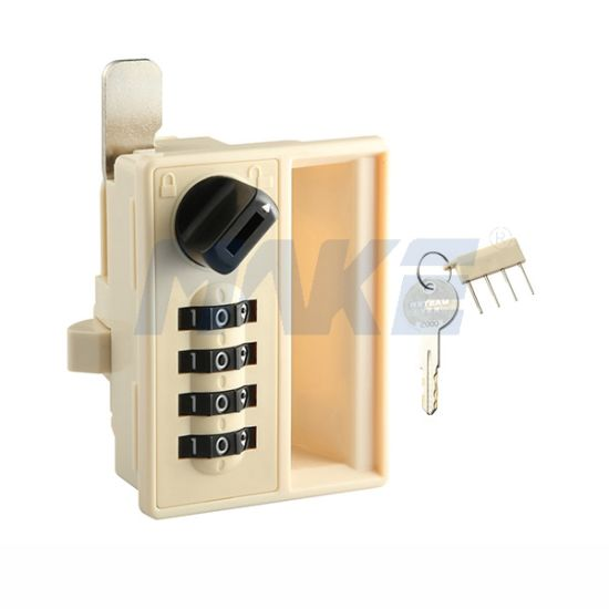 Etdz Mk706 Door Hardware High Security Plastic Combination Locker Lock pictures & photos