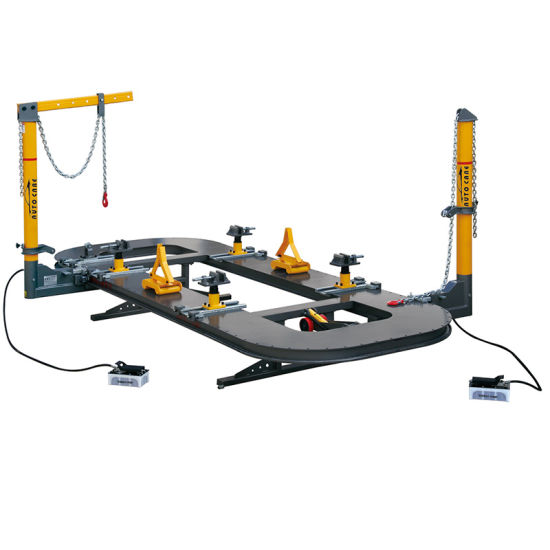 China Car Body Frame Alignment Machine - China Car Straightener, Car ...